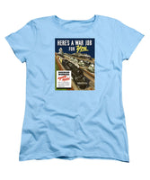 Railroad Workers Urgently Needed - Women's T-Shirt (Standard Fit)