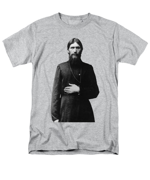 Rasputin The Mad Monk - Men's T-Shirt  (Regular Fit)
