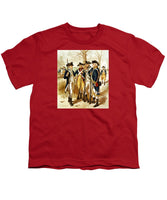 Revolutionary War Infantry - Youth T-Shirt
