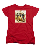 Revolutionary War Infantry - Women's T-Shirt (Standard Fit)