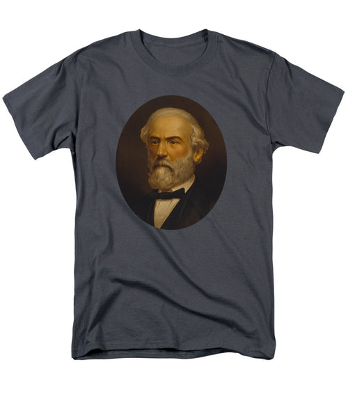 Robert E. Lee Painting - Men's T-Shirt  (Regular Fit)
