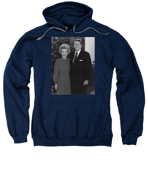 Ronald And Nancy Reagan - Sweatshirt