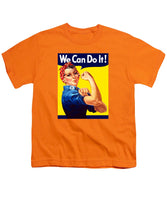 Rosie The Rivetor - Youth T-Shirt