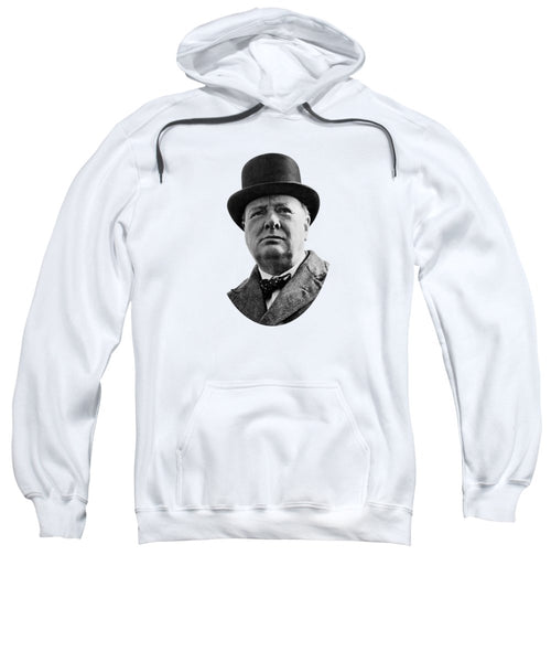 Sir Winston Churchill - Sweatshirt