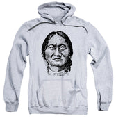 Sitting Bull Graphic - Sweatshirt