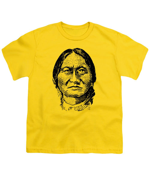 Sitting Bull Graphic - Youth T-Shirt