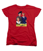 Soldiers Without Guns - Women War Workers - WW2  - Women's T-Shirt (Standard Fit)
