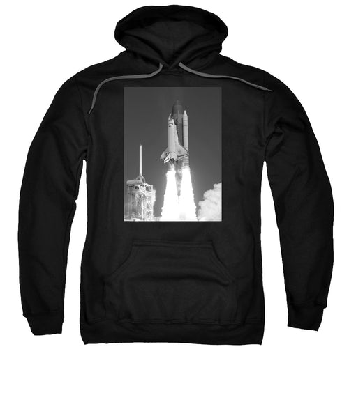 Space Shuttle Atlantis Launch - Sweatshirt