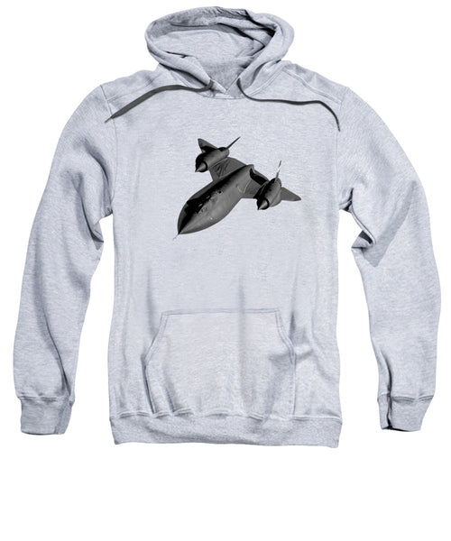 SR-71 Blackbird Flying - Sweatshirt