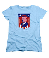 Teddy Roosevelt - Our President - Women's T-Shirt (Standard Fit)