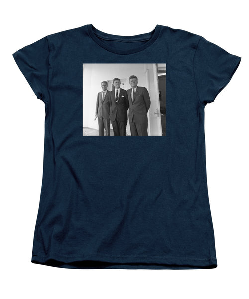 The Kennedy Brothers - Women's T-Shirt (Standard Fit)