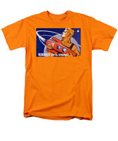 The Path Is Open For Humans - Soviet Space - Men's T-Shirt  (Regular Fit)
