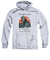 Lexington 1775 - They Fought For Freedom - We Fight To Keep It - Sweatshirt