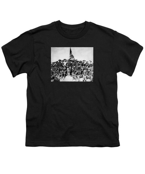TR and The Rough Riders - Youth T-Shirt