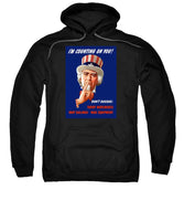 Uncle Sam - I'm Counting On You - Sweatshirt