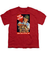 Uncle Sam - Yours For Victory - Youth T-Shirt