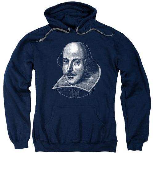 William Shakespeare Portrait - Sweatshirt