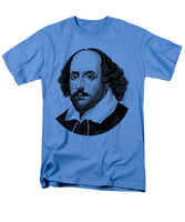 William Shakespeare - The Bard - Men's T-Shirt  (Regular Fit)