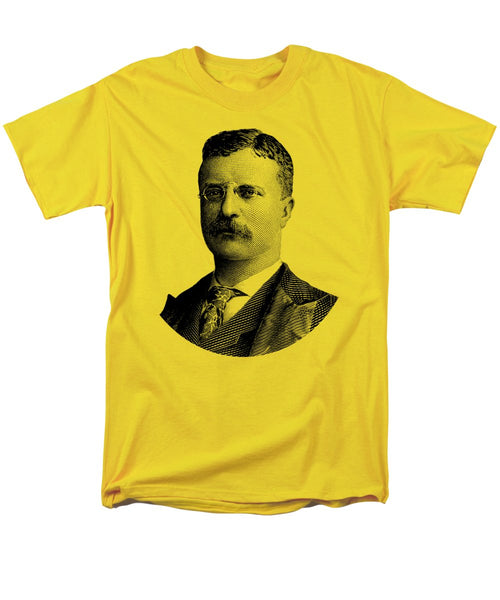 Young Theodore Roosevelt Graphic - Men's T-Shirt  (Regular Fit)