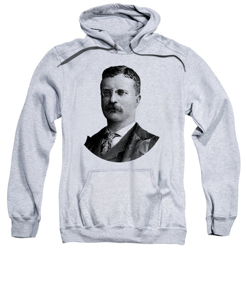 Young Theodore Roosevelt Graphic - Sweatshirt