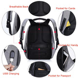 2017 Bobby Anti-theft 15.6 inch Laptop Backpack Men/Women