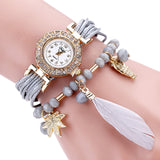 Fashion Quartz Luxury Watches and Bracelet
