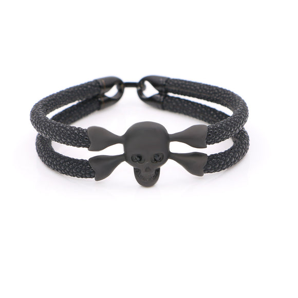 LuxuryFashion Skull  Bracelet