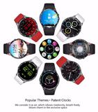 MTK-KW88 Smart Watch Fashion Luxury Compatible Android / IOS Phone.
