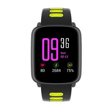 MTK-GV68 Smart Watch Waterproof COMPATIBLE ANDROID / IOS PHONE.