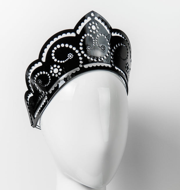 ''KOKO'' CROWN~ Exclusive d.e Design