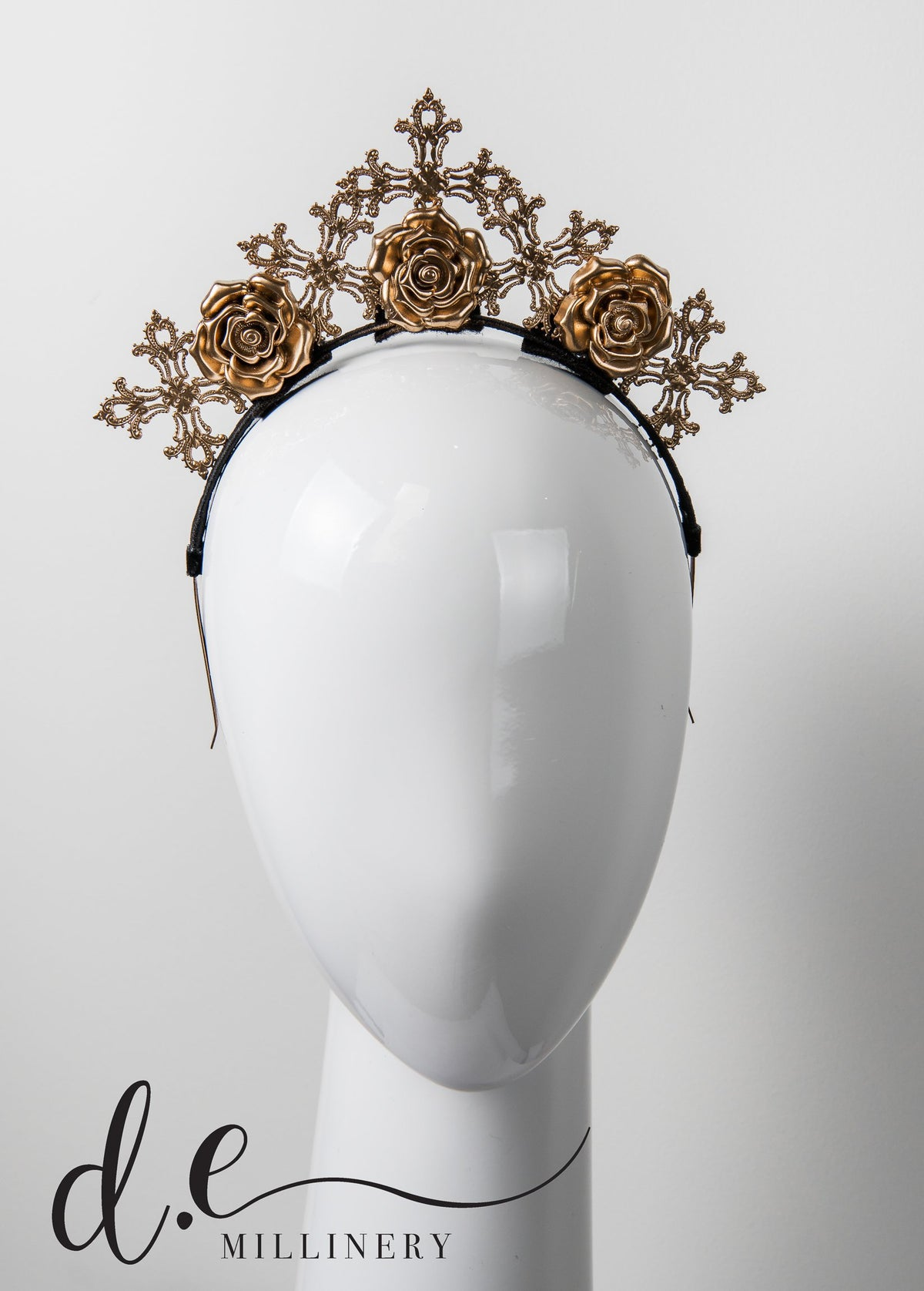 PENELOPE CROWN ~ Exclusive d.e Design