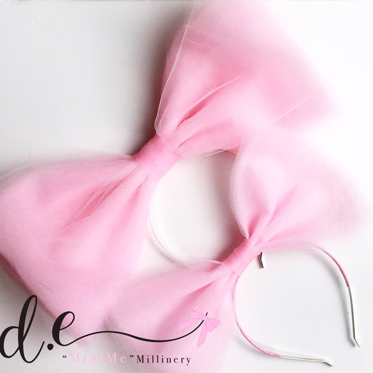 BELLA BOW ~ Exclusive d.e Design