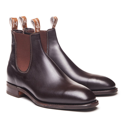 RM Williams Australian chelsea boot
