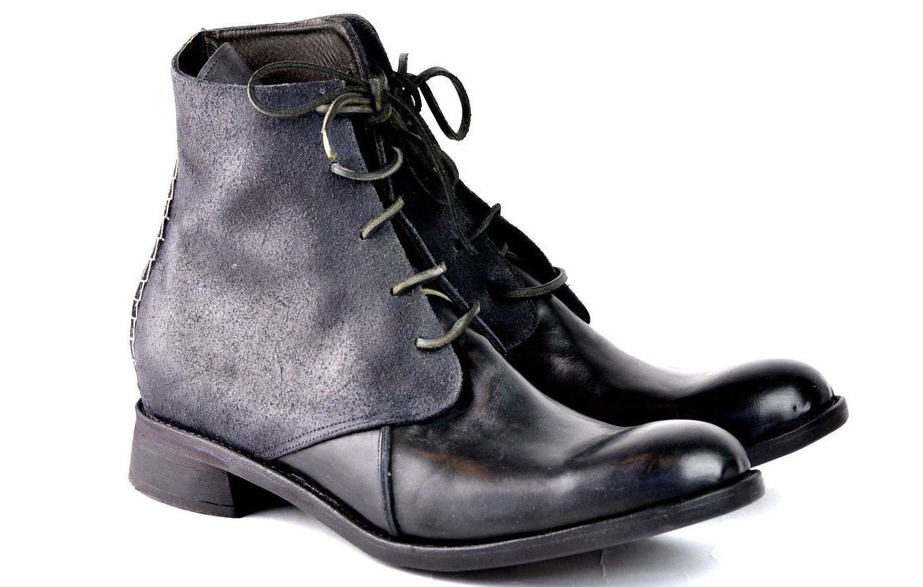 Derby Boot  |  Black Cordovan
