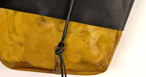 Bag  |  Rhomboid Clutch Yak