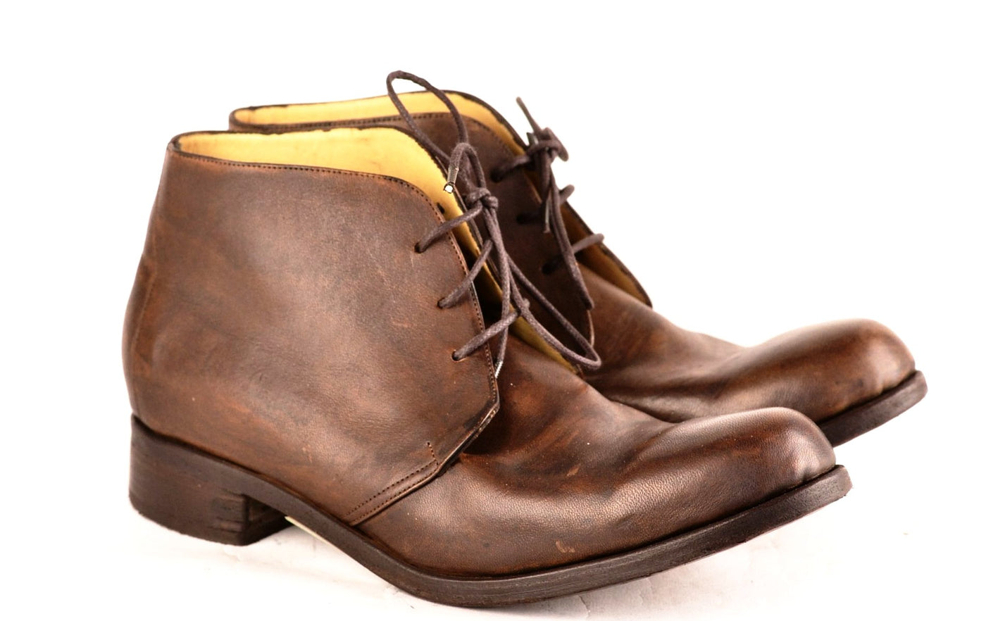 Desert Boot  |  tobacco brown horse
