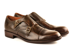 Double Monk  |  Chestnut Cordovan