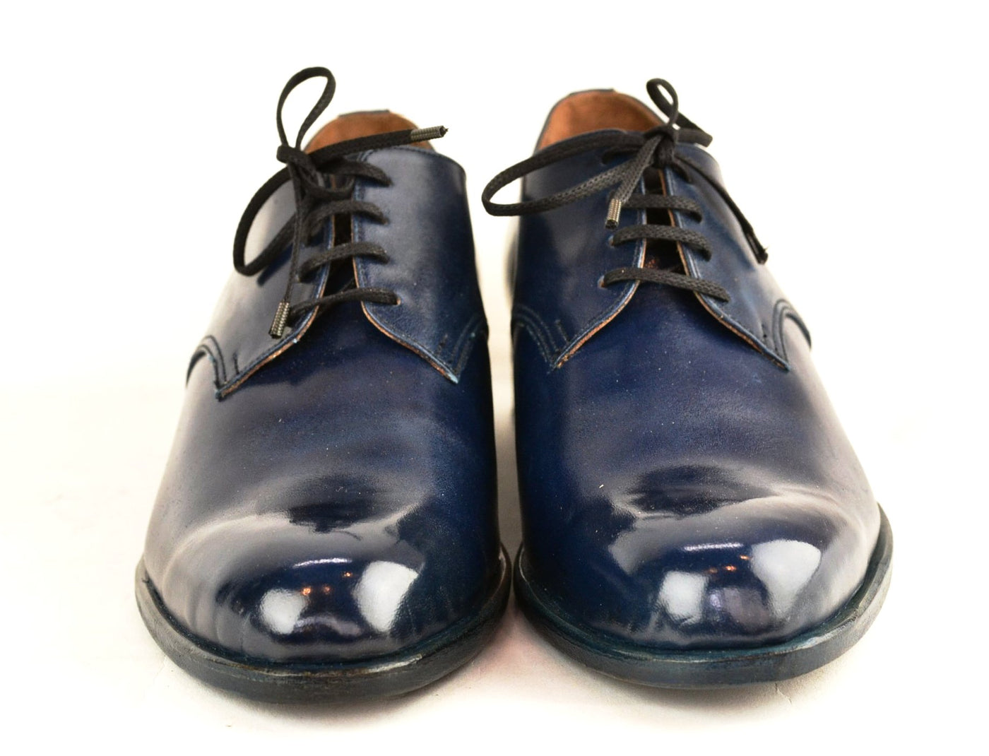 Derby  |  Midnight blue cordovan