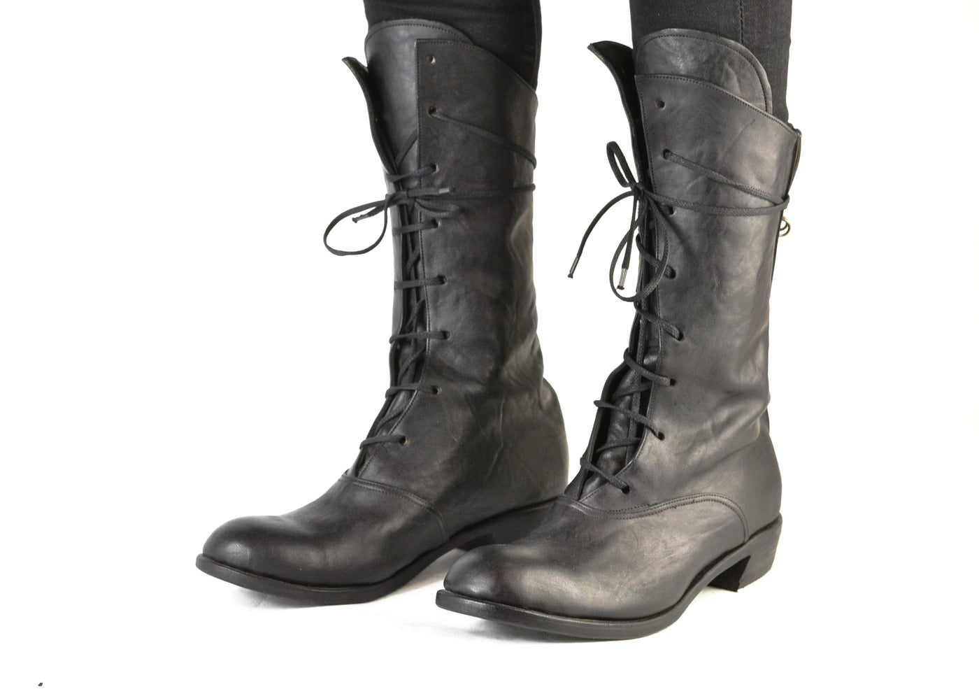 Tall Oxford Boot