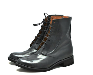 Derby Boot / Black Calf
