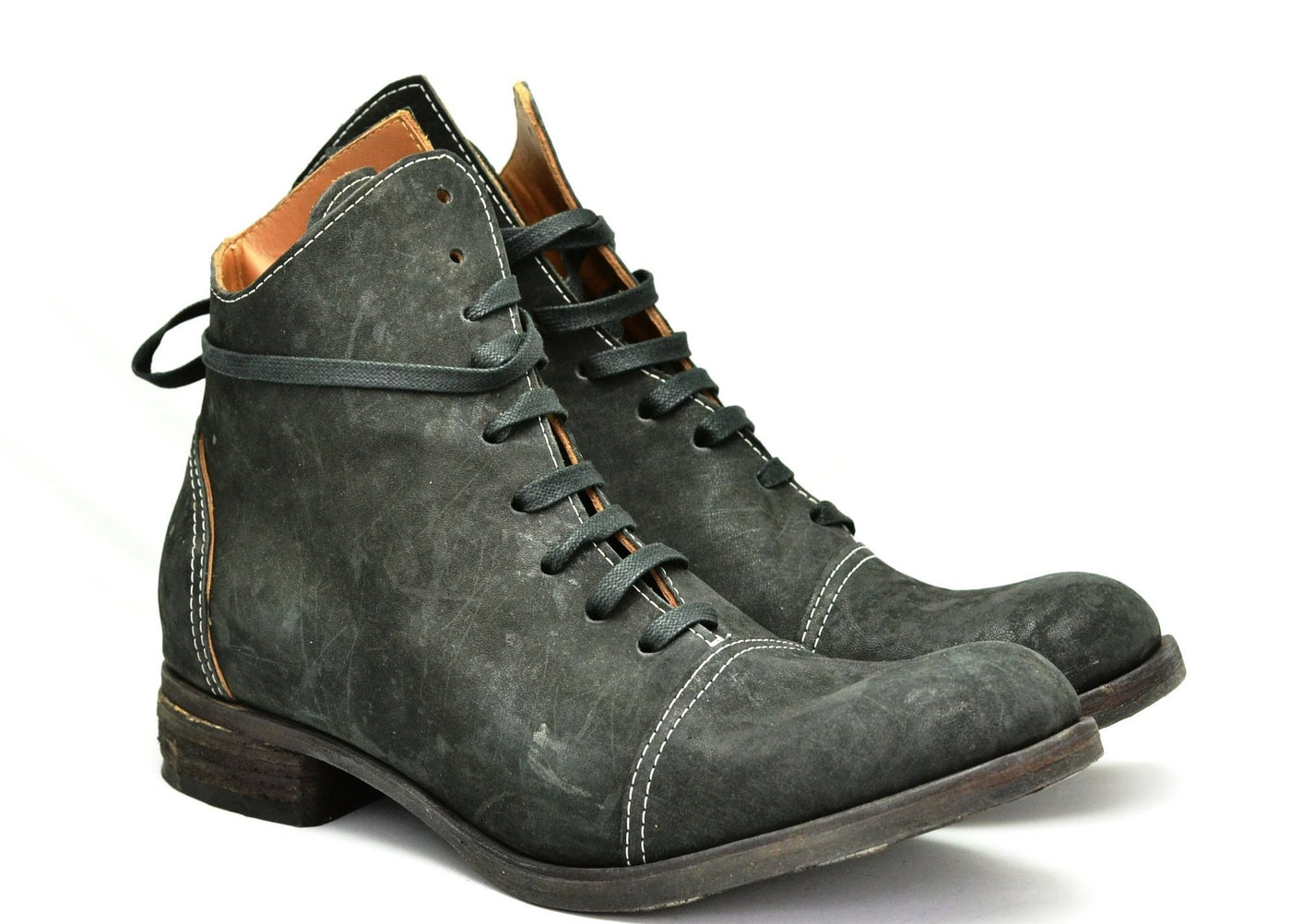 Fogey Boot  |  Black mustang