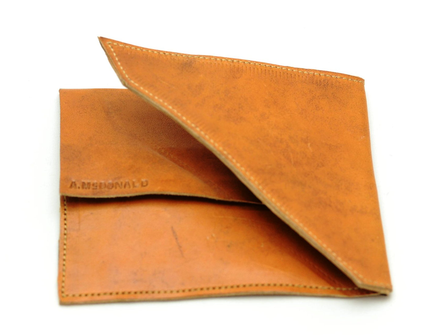 Wallet  |  rectangle cognac culatta