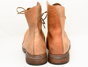 Derby Boot | Reverse Bison