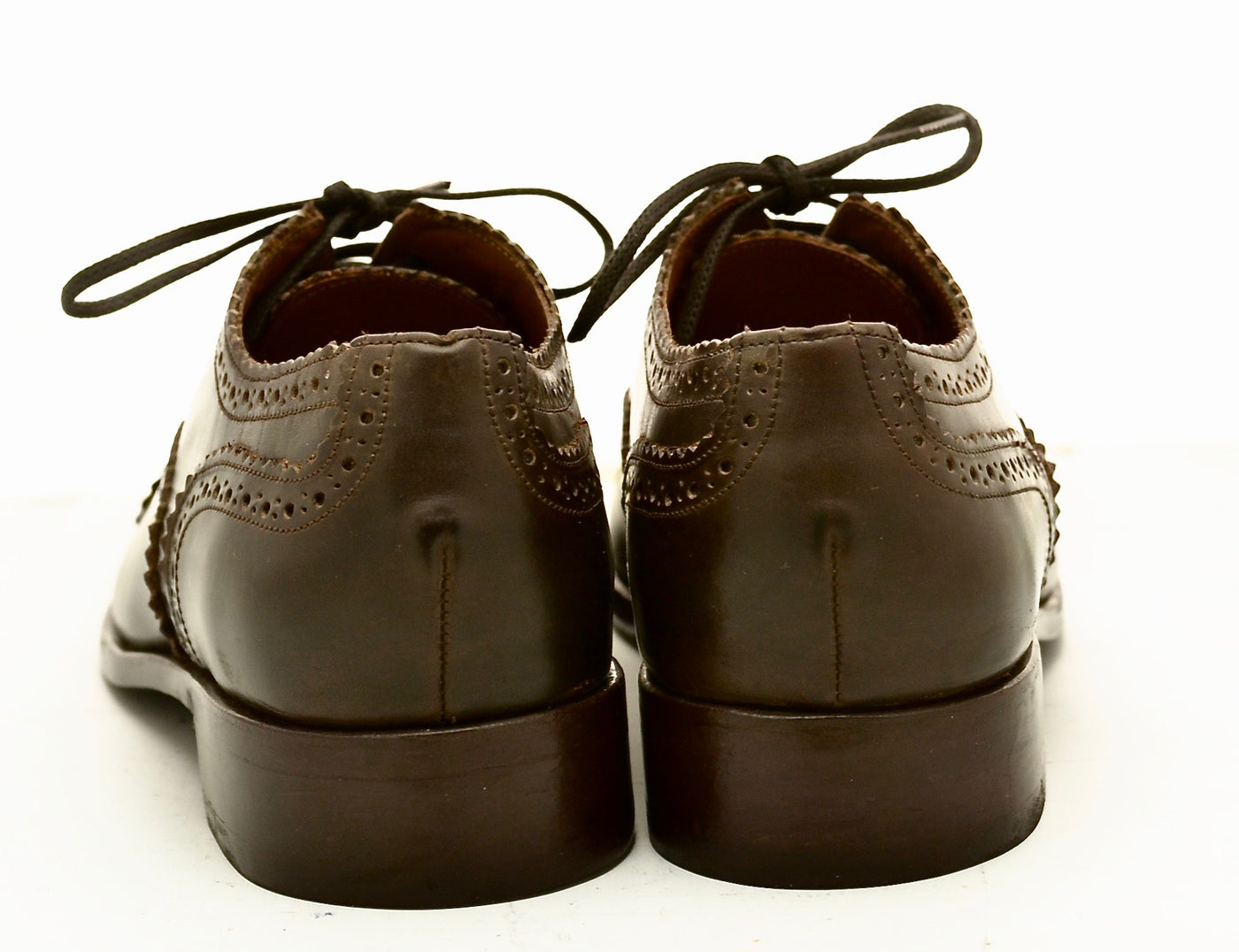 Oxford brogue  | choc cordovan