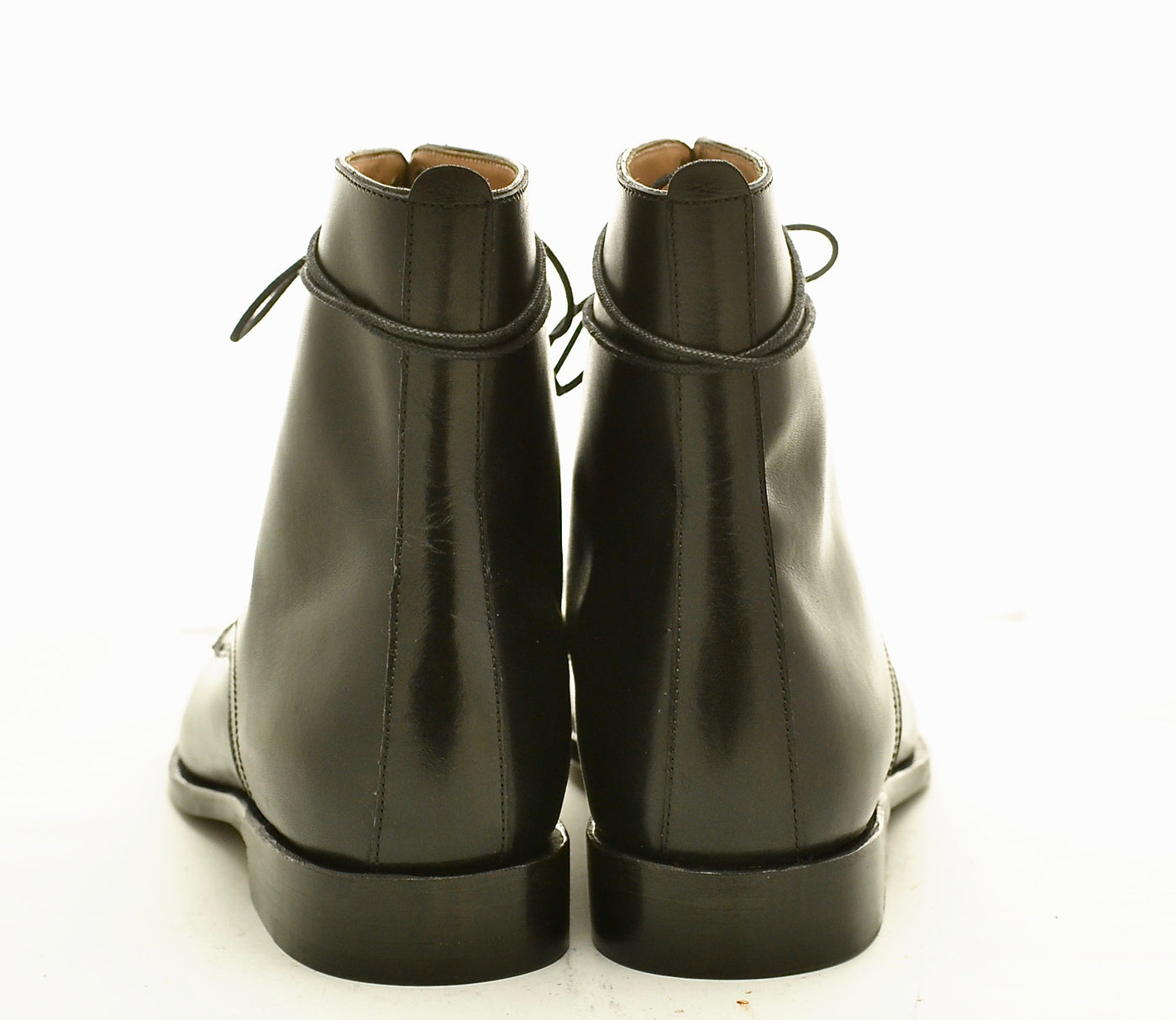 Parade boot |Black | box calf