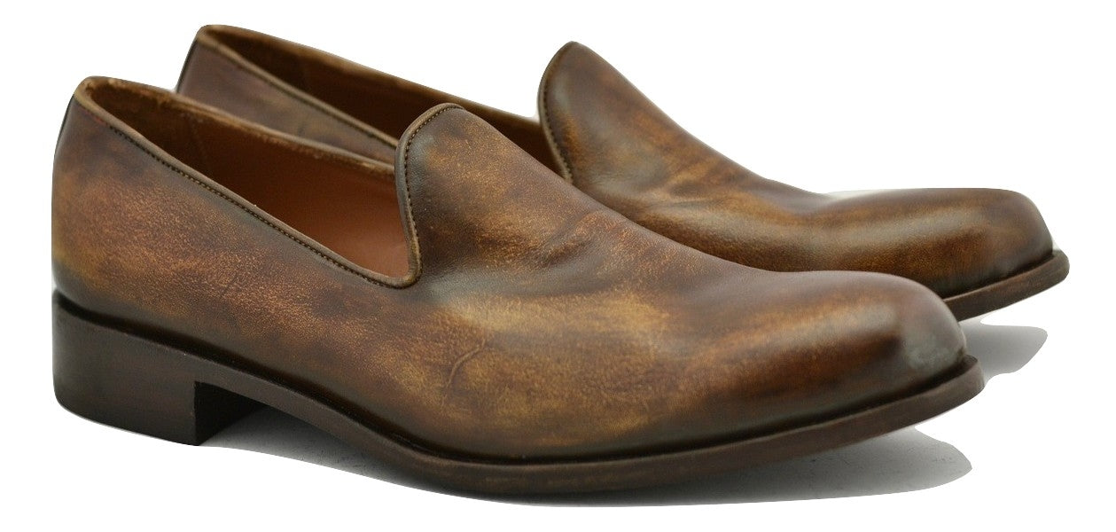 Loafer  |  Walnut box calf