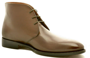 Desert Boot | Dark brown |  box calf