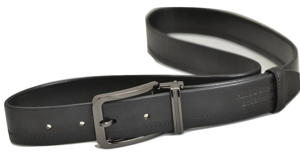Belt | Black calf