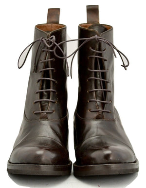 Oxford Boot  |  Choc culatta