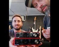 Interfaces Focusrite Scarlett de 3era Generación (IGTV)